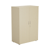 Essentials - 1200mm High Cupboard Maple