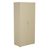Essentials - 1800mm High Cupboard Maple