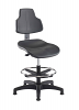Lapis Perch Chair Black