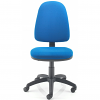 Zoom High Back Operator Chair Blue