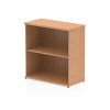 Impulse 800 Bookcase Oak