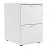 Essential - 2 Drawer Filing Cabinet White