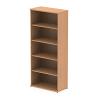 Impulse Bookcase 2000 Oak