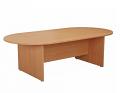 Smart 2400mm Boardroom Table Beech