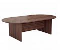 Smart 2400mm Boardroom Table Walnut