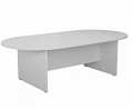 Smart 2400mm Boardroom Table White