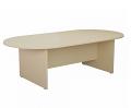 Smart 1800mm Boardroom Table Maple