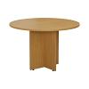 Smart 1100mm Meeting Table Oak