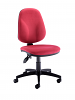 Concept High Back Chair Claret