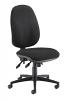 Concept Maxi High Back Chair Black