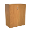 Essential Cupboard 1000mm Oak