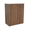 Essential Cupboard 1000mm Walnut