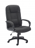 Keno Fabric Office Chair Black
