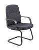 Canasta Fabric Visitor Chair Black