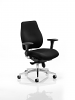 Chiro Plus Ergo Posture Chair Black