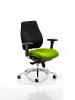 Chiro Plus Bespoke Colour Seat Myrrh Green