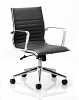 Ritz Executive Chair Bonded Leather medium Back With Arms