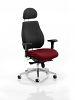 Chiro Plus Ultimate With Headrest Bespoke Colour Seat Ginseng Chilli