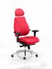 Chiro Plus Ultimate With Headrest Bespoke Colour Bergamot Cherry