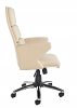 Milot Executive Leather Faced Chair - Side