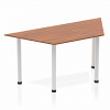 Impulse Trapezium Table 1600 Walnut
