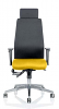 Onyx Bespoke Colour Seat With Headrest Senna Yellow