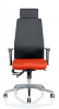 Onyx Bespoke Colour Seat With Headrest Tabasco Red