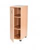 Single Bay Storage Cupboard - 1107mm High