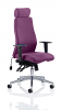 Onyx Bespoke Colour With Headrest Tansy Purple