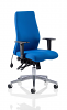 Onyx Ergo Posture Chair Without Headrest Blue