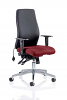 Onyx Without Headrest Bespoke Colour Seat Ginseng Chilli