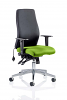Onyx Without Headrest Bespoke Colour Seat Myrrh Green