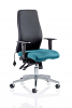 Onyx Without Headrest Bespoke Colour Seat Maringa Teal