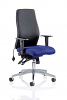 Onyx Without Headrest Bespoke Colour Seat Stevia Blue