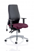 Onyx Without Headrest Bespoke Colour Seat Tansy Purple