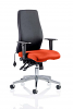 Onyx Without Headrest Bespoke Colour Seat Tabasco Red