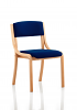 Madrid Visitor Chair Stevia Blue