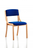 Madrid Visitor Chair (CLONE) Blue