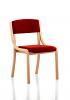 Madrid Visitor Chair (CLONE) Bergamot Cherry