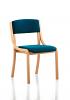Madrid Visitor Chair (CLONE) Maringa Teal