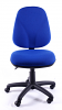 Juno High Back Operator Chair - Blue - 3
