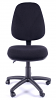 Juno High Back Operator Chair - Black - 3