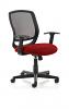 Mave Task Operator Chair Bergamot Cherry