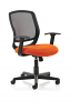 Mave Task Operator Chair Tobasco Red