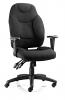 Galaxy Task Operator Chair Black Fabric