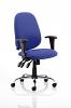 Lisbon Task Operator Chair Stevia Blue