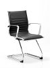 Ritz Visitor Cantilever Chair Black