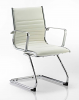 Ritz Visitor Cantilever Chair White