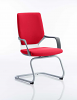 Xenon Visitor Cantilever Chair Bergamot Cherry