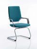 Xenon Visitor Cantilever Chair Maringa Teal